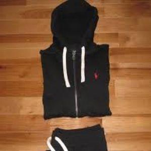 Polo Ralph Lauren Fleece sweat suit